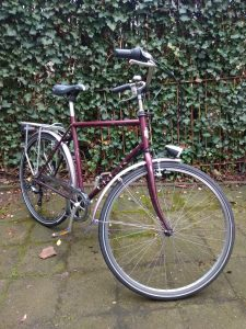 Union Herenfiets 7s Shimano 165€